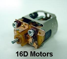 Group 10 Slot  Car Motors