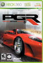 Project Gotham Racing 3 (PGR3)