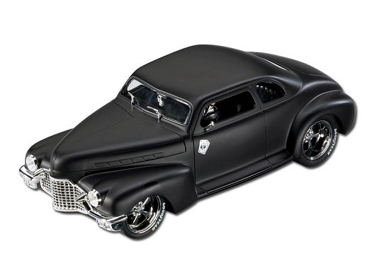 "Carrera Exclusiv ""41 Hot Rod Classic Slot Car"