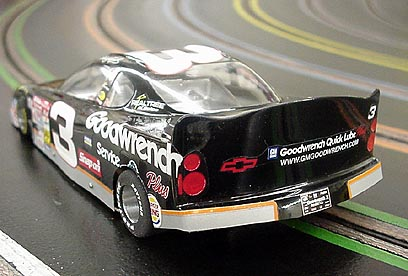 "3 Goodwrench  Delux  Nascar 4.5"" Body"