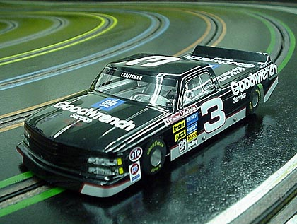 "3 Goodwrench Nastruck 4.5"" Body"