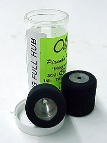 "Alpha 1/8"" x .770, .790"" & 13/16"" Big Full Hub Piranha"