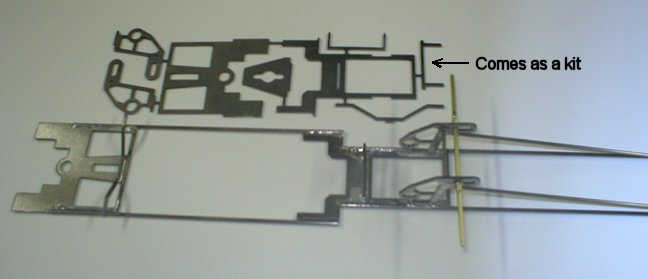 <b>New!</b> WRP Racing Products PRO Inline Kit <i><br>Laser cut Spring Steel</i>
