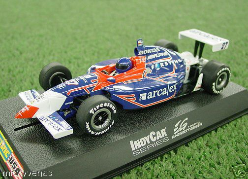 Scalextric IRL Dallara <br>&quot;No. 27&quot; <br><font color=red><i>Collectors Car!</i></font>