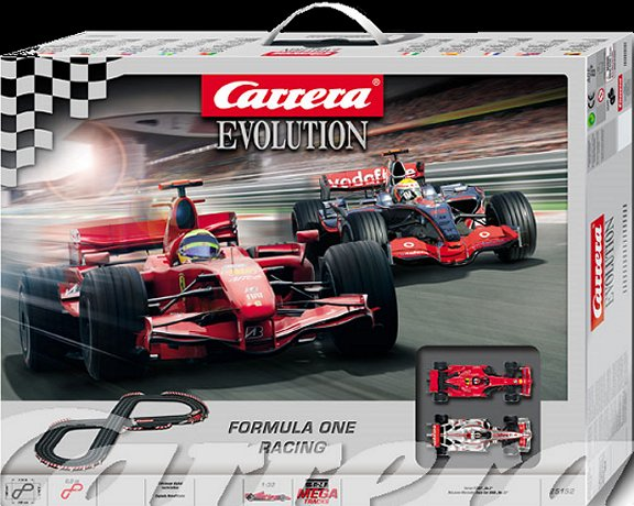 Carrera Formula One Racing