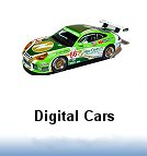 Scalextric Digital Slot Cars