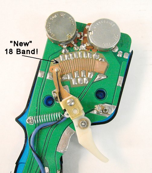 <b>New!</b> DR 40 &quot;18 Band&quot; Electronic Controller
