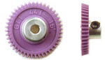 GT1 42t-44t 72p Angled Spur Gear