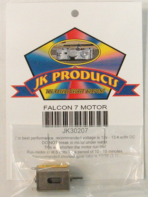 <b>New!</b> JK Falcon 7 Motor