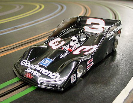 3 Goodwrench JK Ult Peugeot GTP Body
