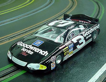 3 Goodwrench Nascar Body