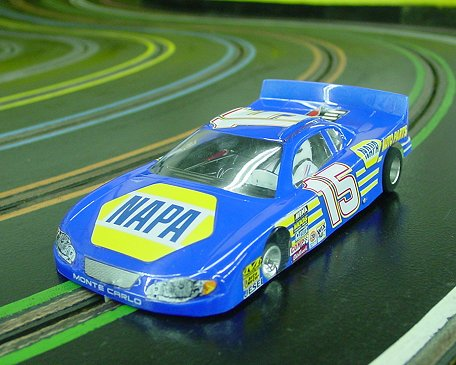 15 NAPA Nascar Body New!