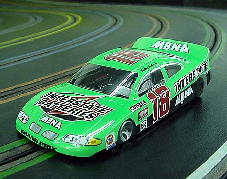 18 Interstate Nascar Body
