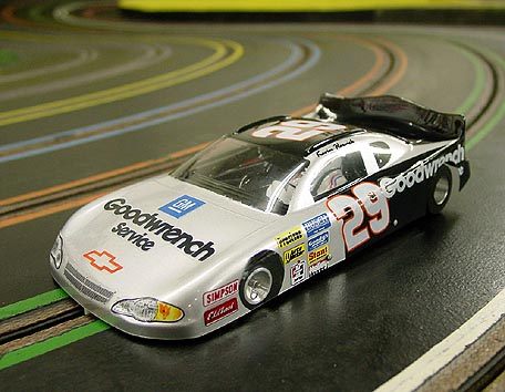 29 Goodwrench Nascar Body