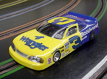 "3 Wrangler Goodwrench Nascar Body ""Collectors"""
