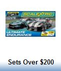 Scalextric Slot Car Race Sets over $200.00