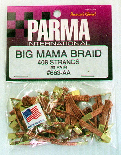 Parma Big Mama Braid- 30 pair