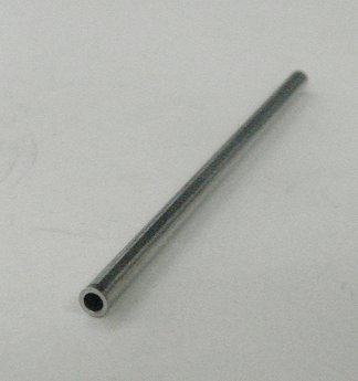 "Slick-7 Stainless Tubing 3/32"" Hollow Axle"