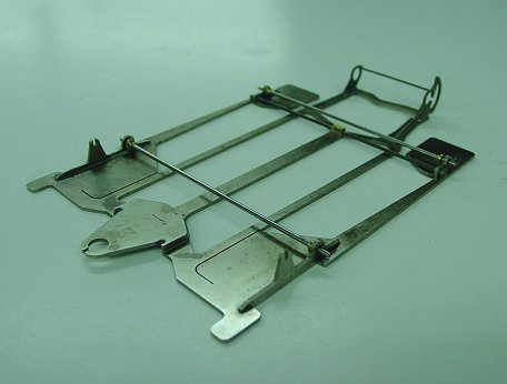 slick 7 slot car chassis