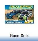 Scalextric Slot Car Race Sets
