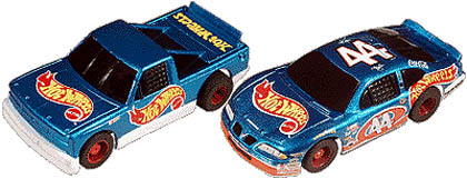 "Tyco Hot Wheels Grand Prix / Super Truck Twin Pack ""Collectors"""